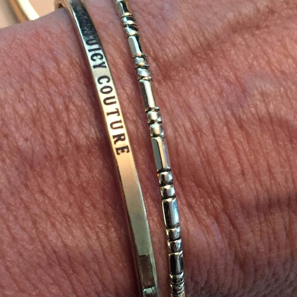 Juicy Couture Jewelry - ❤️SOLDJuicy Couture bangle